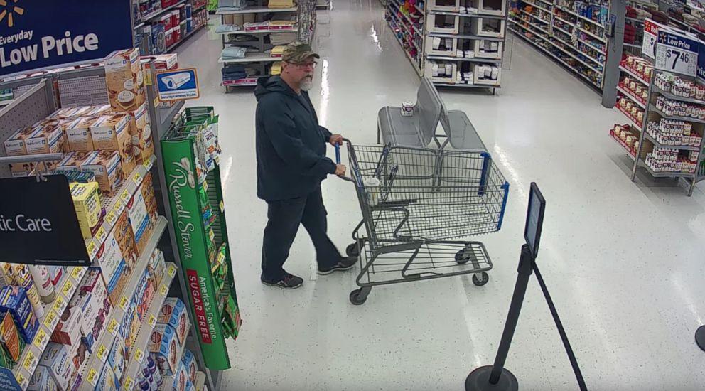 PHOTO: Tad Cummins is still undated from watching surveillance