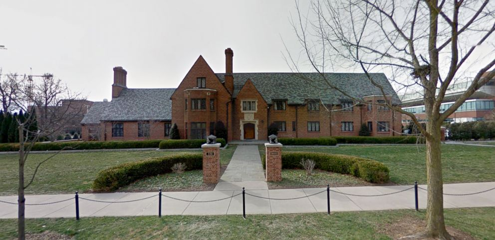 PHOTO: Beta Theta Pi fraternity house at Penn State.