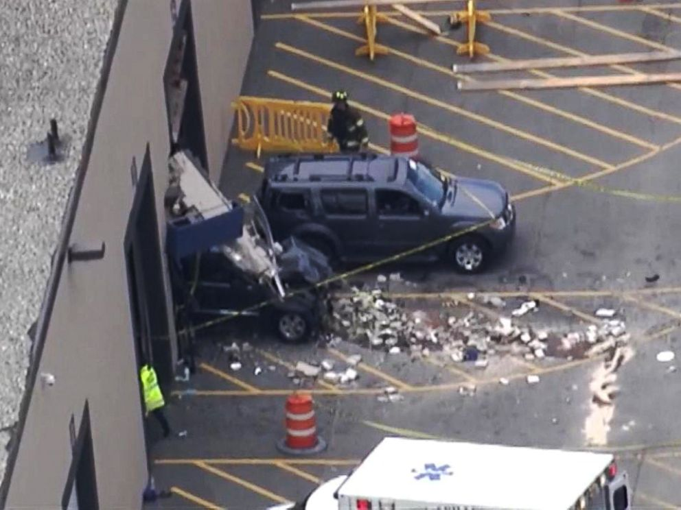 3 dead, 6 remain hospitalized from apparent accidental car crash at Massachusetts auto auction