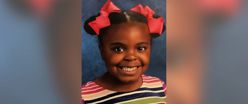 PHOTO: DeMaree Adkins, 8, was fatally shot after a car crash in Houston, Texas, on Feb. 25, 2017.