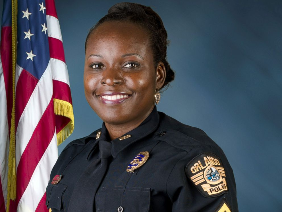 PHOTO: Orlando police Master Sgt. Debra Clayton was killed in the line of duty Jan. 9, 2017.