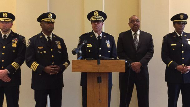 DNA links suspected Detroit cop shooter to November murder of Wayne State University officer, chief says