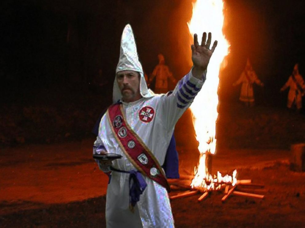 PHOTO: Imperial Wizard of the Ku Klux Klan Frank Ancona is pictured in this undated image from the official website of The Traditionalist American Knights of the Ku Klux Klan.
