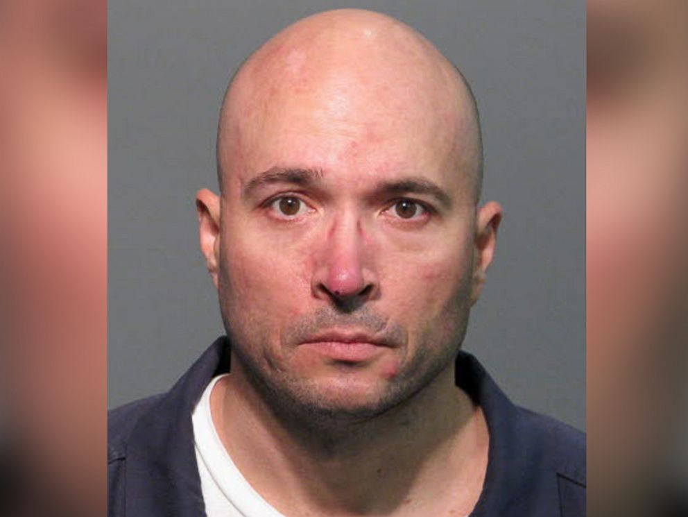 PHOTO: An arrest photo from 2010 of John Robert Neumann Jr. He is accused of shooting dead five people before killing himself near Orlando, Florida, June 5, 2017.