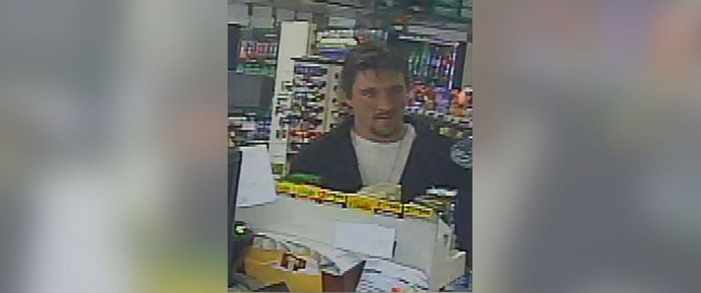 PHOTO: Rock County Sheriffs Office released this photo of Joseph A. Jakubowski taken April 4, 2017 at the Mobil Gas Station in Janesville, Wis.