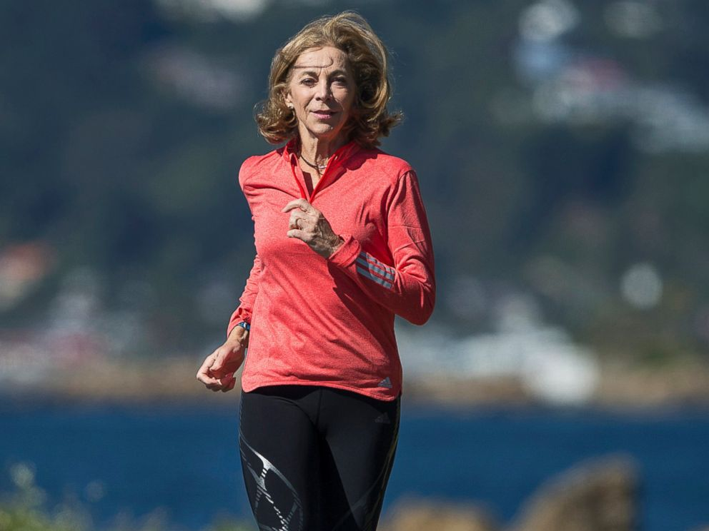 PHOTO: Kathrine Switzer, now 70, will don her original bib number and run the 2017 Boston Marathon.