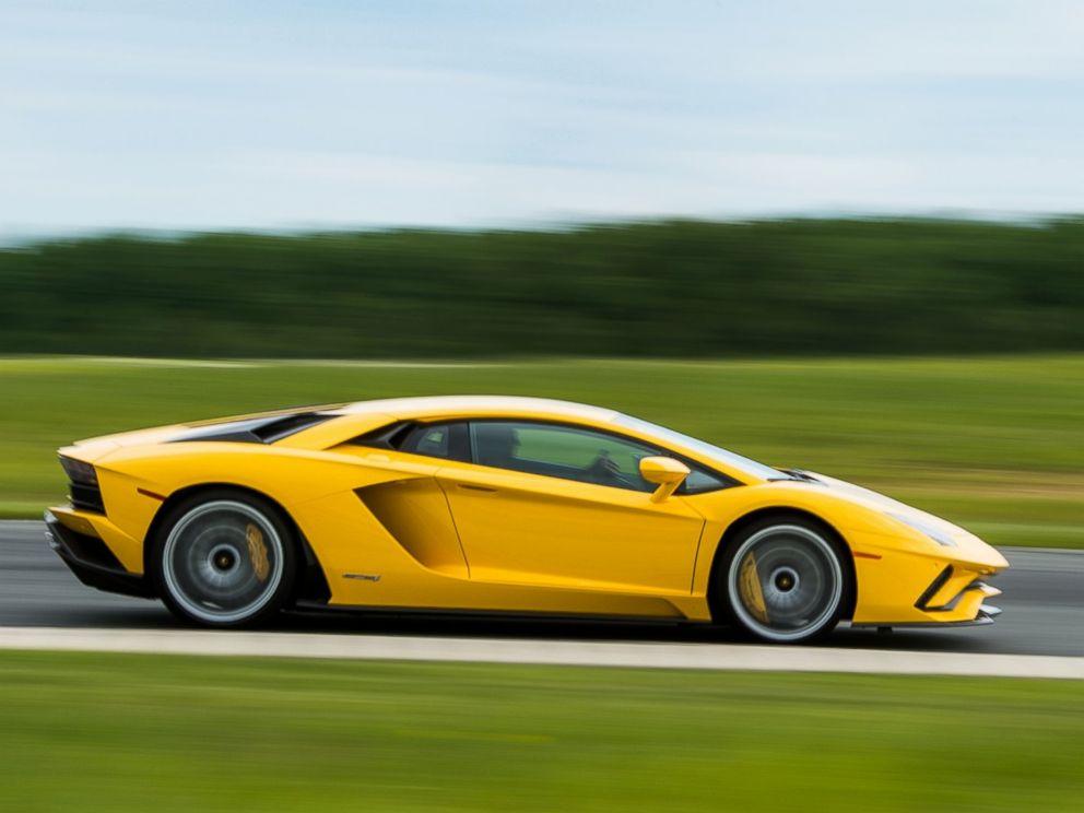Lamborghini. The ...