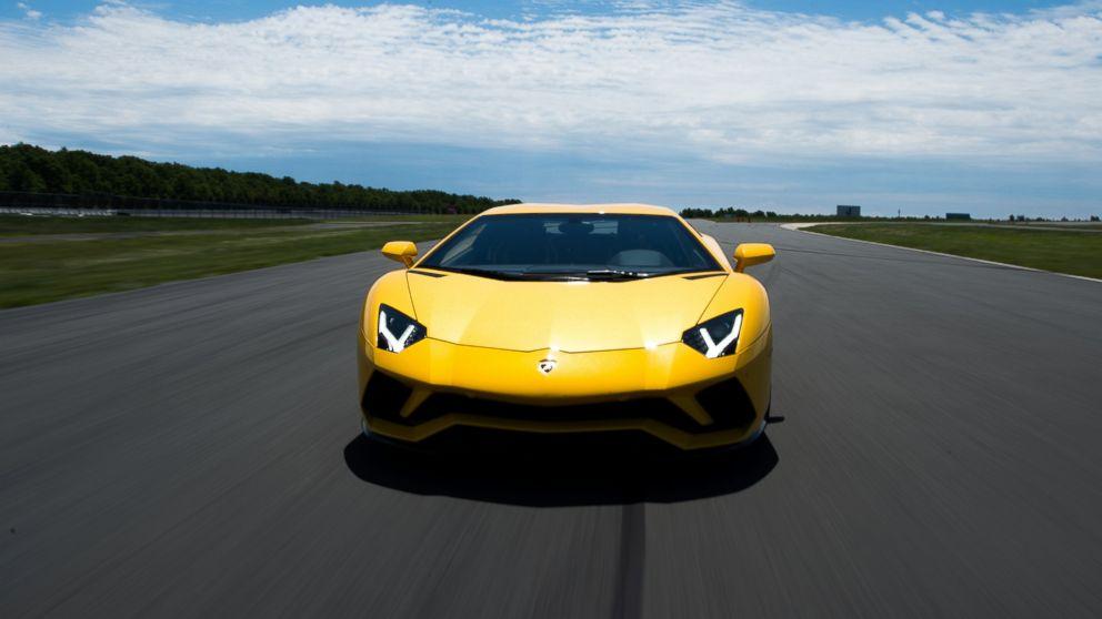 Lamborghini S New Aventador S Sets Drivers Back 421k But