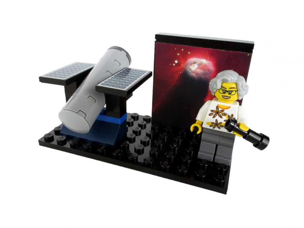 Lego launching Women of NASA toy set - ABC News