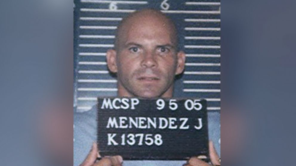 Lyle Menendez appears in this 2005 mugshot.