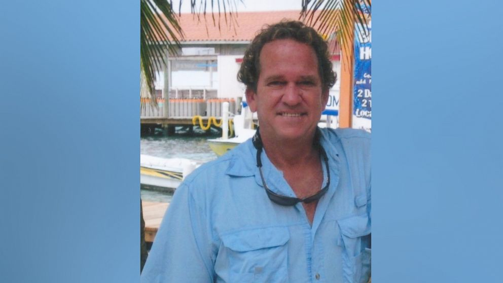 Gregory Faull died after being tasered and shot in the head in Belize.