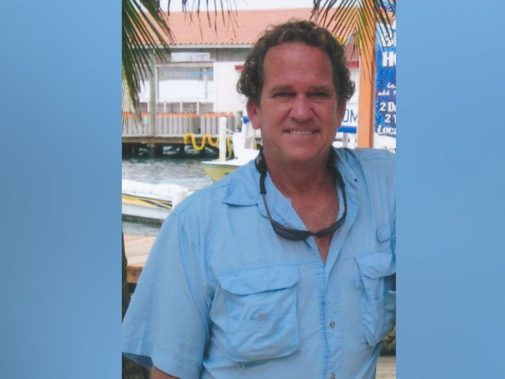 PHOTO: Gregory Faull died after being tasered and shot in the head in Belize.