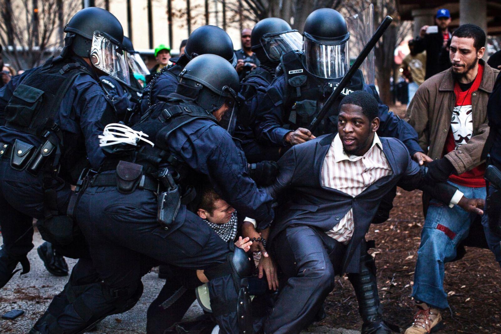 Black Lives Matter: A movement in photos Photos - ABC News