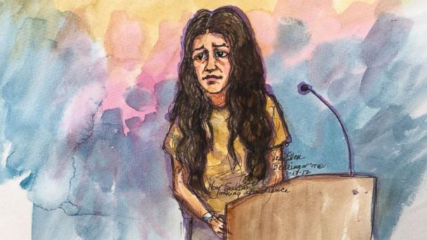 Noor Salman, wife of Pulse nightclub shooter Omar Mateen, stands trial on terror charges