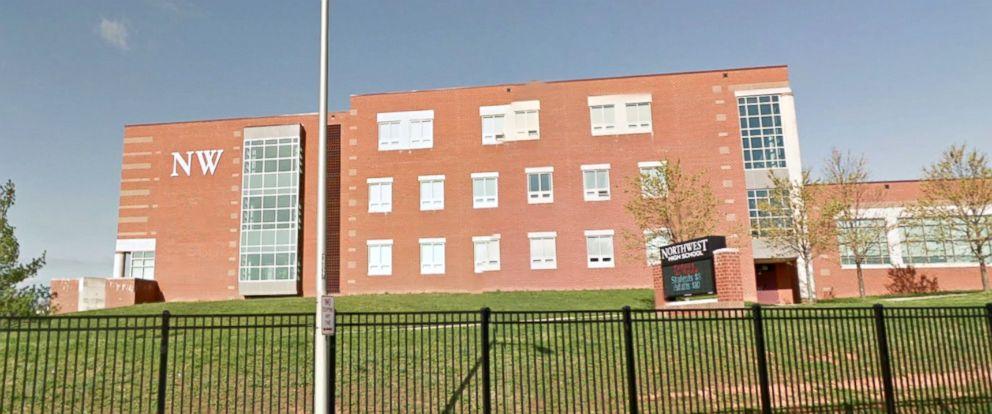 PHOTO: Northwest High School in Germantown, Maryland.