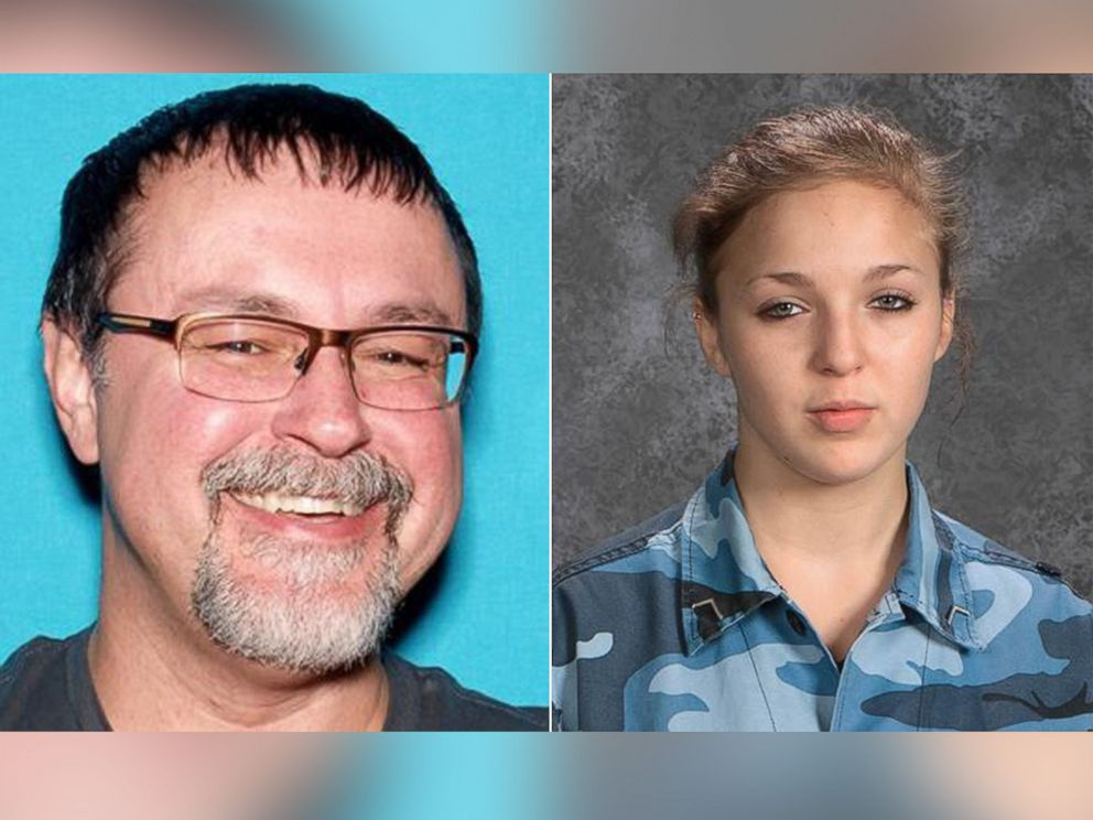 PHOTO: (L-R) Pictured are Tad Cummins, who is on the Tennessee Bureau of Investigations Top 10 Most Wanted list and Elizabeth Thomas, the subject of a statewide AMBER Alert in Tennessee.