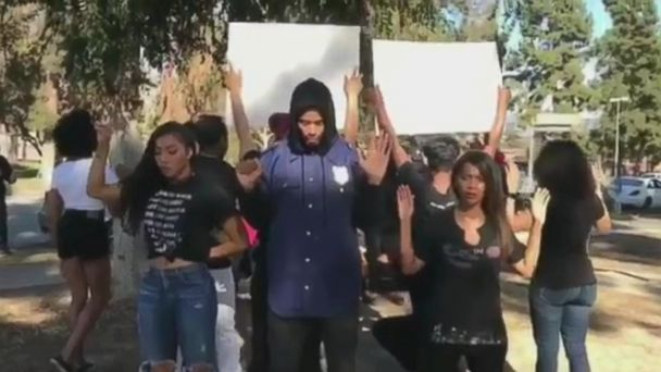 A Powerful 'Mannequin Challenge' Video Focused on Police Brutality Goes Viral