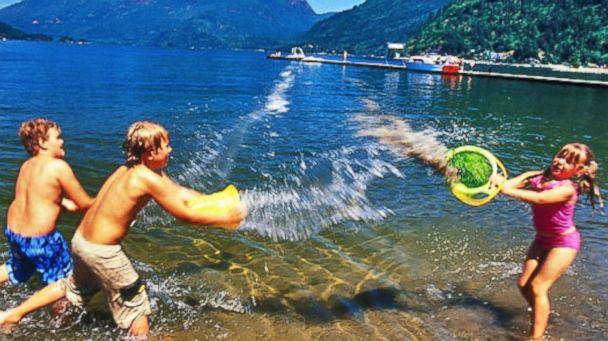 PHOTO: Harrison Hot Springs, British Columbia