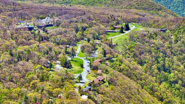 PHOTO: Skyland Resort at Shenandoah National Park