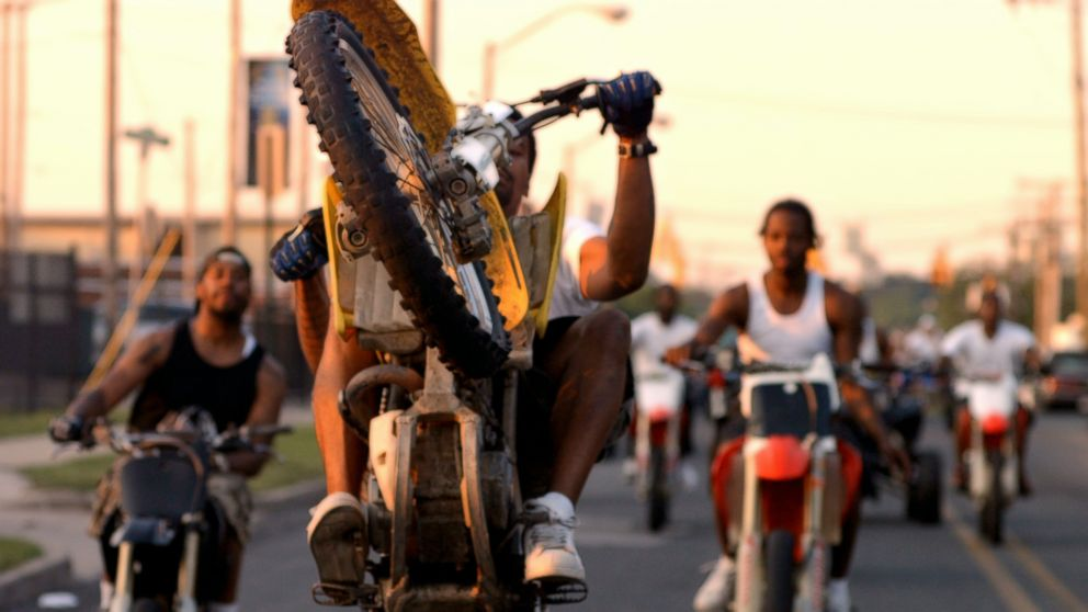12 O'Clock Boys' Explores Baltimore's Rebel Dirt Bike Pack's ...
