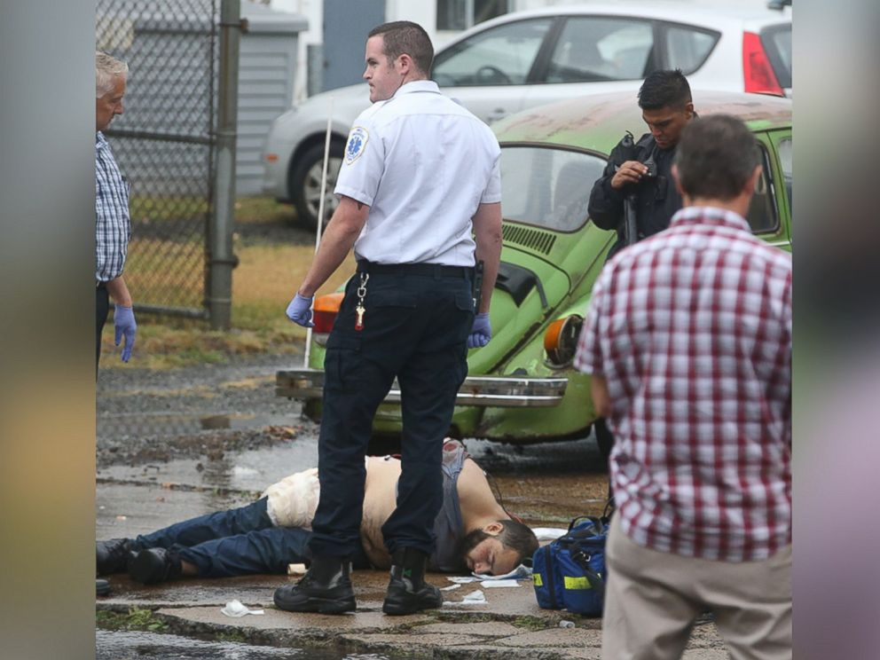 PHOTO: Pictured is Ahmad Khan Rahami in Linden, NJ , Sept. 19. 2016.