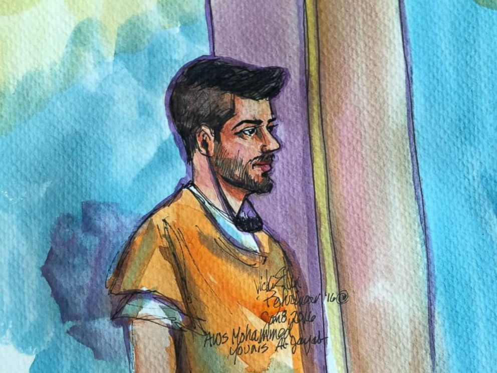 PHOTO: Sacramento resident Aws Mohammed Younis al-Jayab, 23, was arrested on charges of making a false statement involving international terrorism, the Department of Justice said Thursday, Jan. 7, 2016.