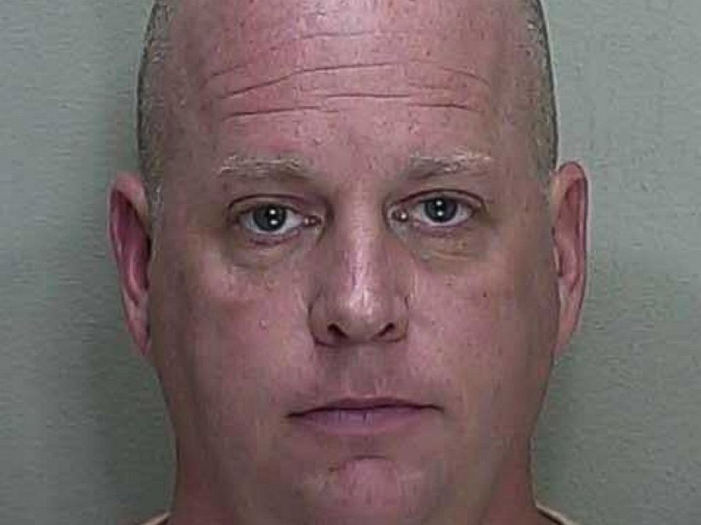PHOTO: Mark Charles Barnett of Ocala, Florida, was charged in connection with a plot to bomb Target stores along the East Coast on February 14, 2017.