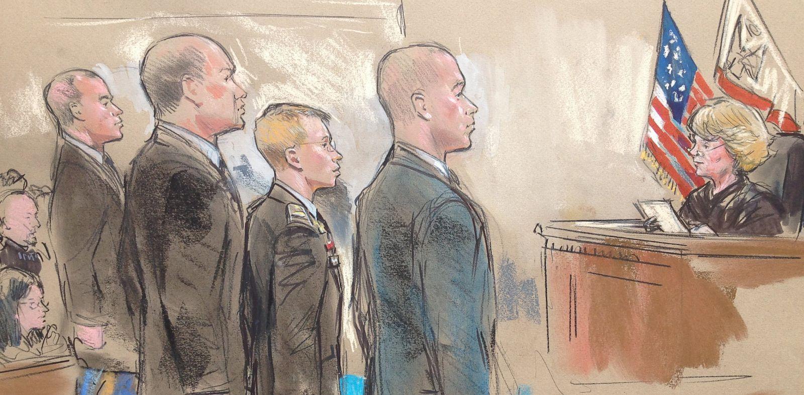 PHOTO: Pfc. Bradley Manning,