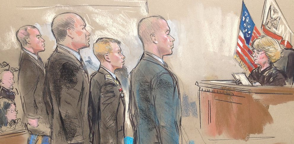 Bradley Manning Guilty on Most Charges, But Not Aiding Enemy