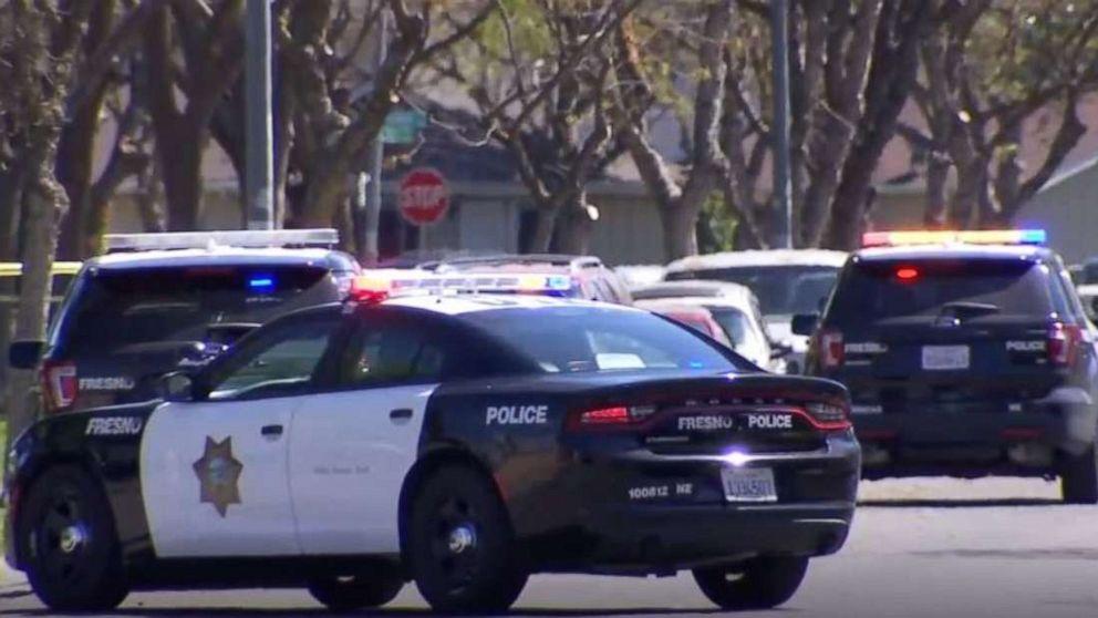 Police in Fresno, California, are investigating a fatal domestic violence dispute.