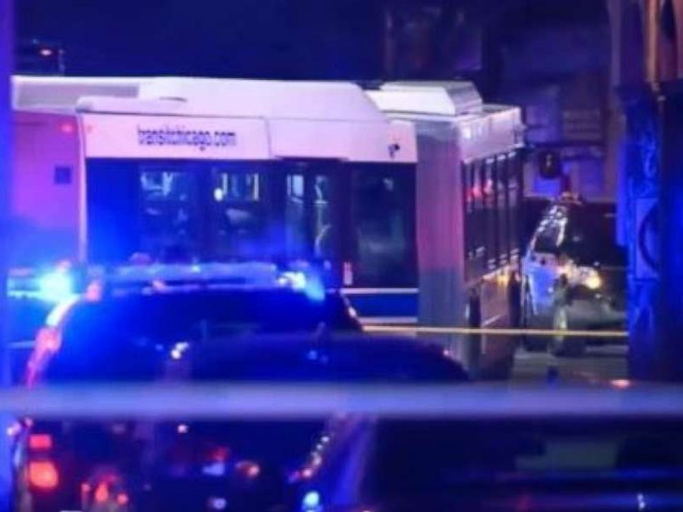Chicago police officers hit and killed by train