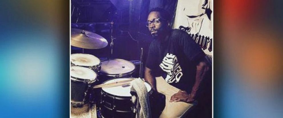 PHOTO: In this undated file photo is musician Corey Jones.