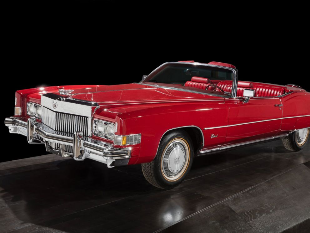 PHOTO: Chuck Berrys Cadillac.