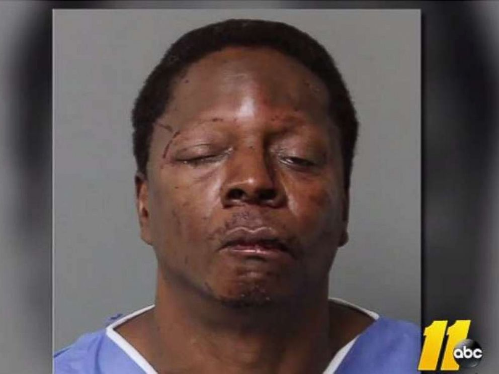 PHOTO: A mugshot of William Winston, who was arrested after he allegedly robbed a Circle K in North Carolina.