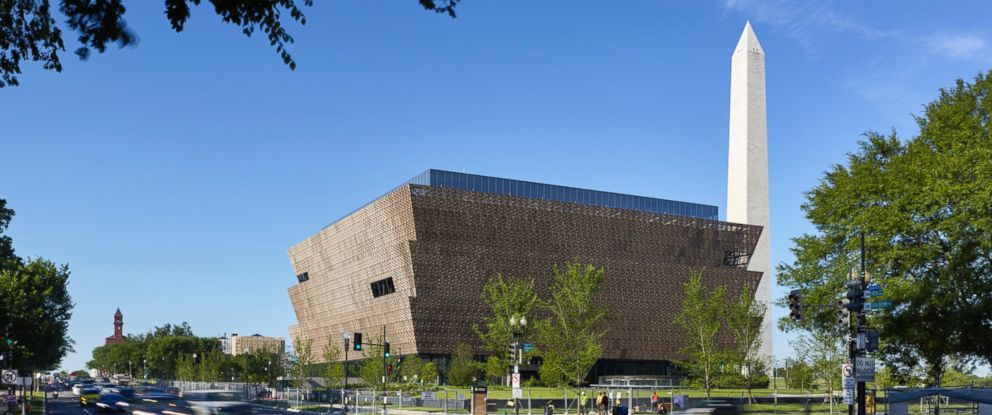 PHOTO: Smithsonian Institution, National Museum of African American History and Culture Architectural Photography.