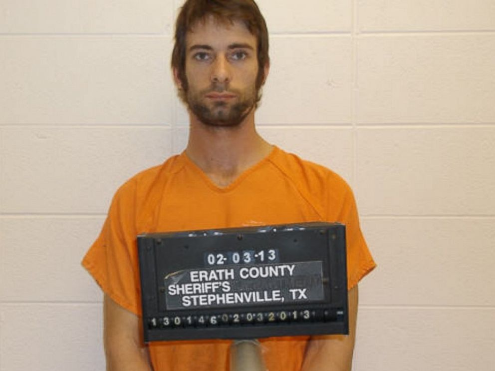 PHOTO: A Feb. 3, 2013 booking photo from the Erath County Sheriff's Office shows Eddie Ray Routh.