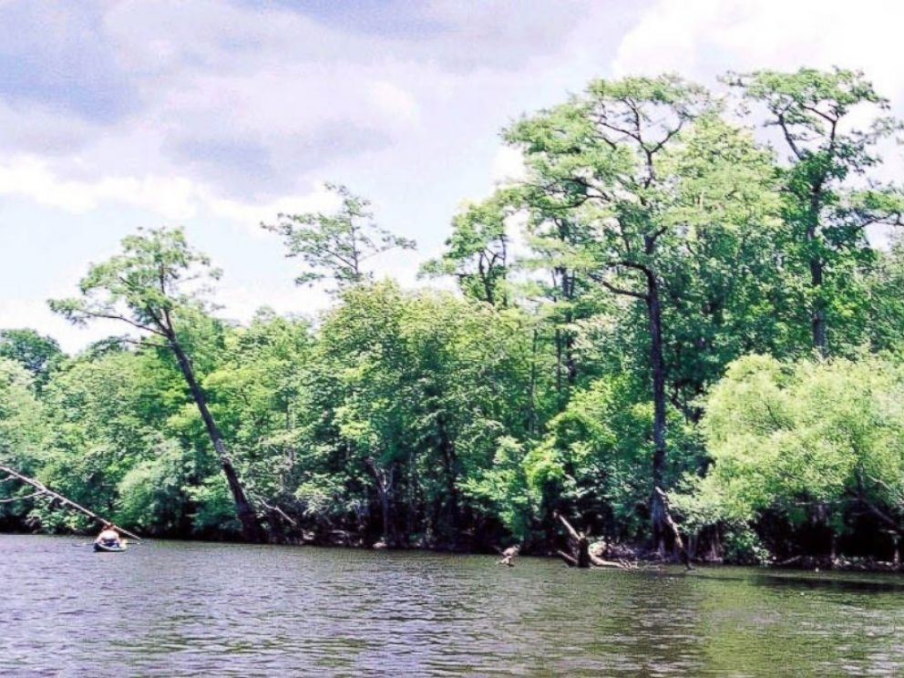 PHOTO: The Edisto River in Charleston County, South Carolina, is pictured here in this undated photo.