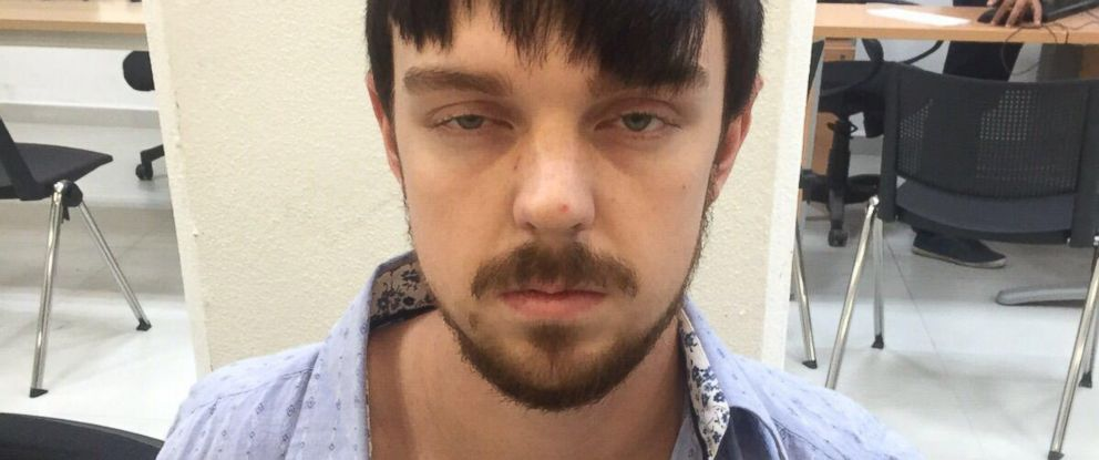PHOTO: This photograph released by the Jalisco State Prosecutors Office shows Ethan Couch, who was detained in Mexico on Dec. 28, 2015.