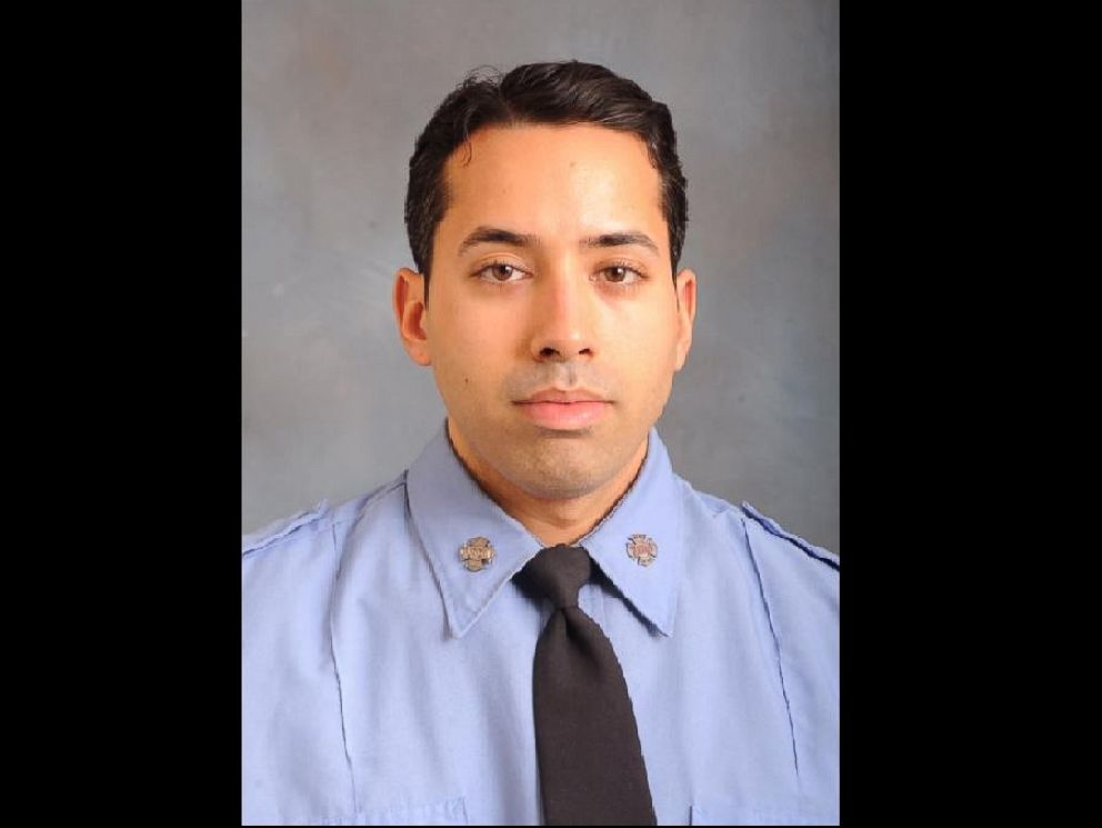 PHOTO: New York Fire Department officer Faizal Coto, 33, was killed in a suspected road-rage incident on Sunday, Dec. 9, 2018.