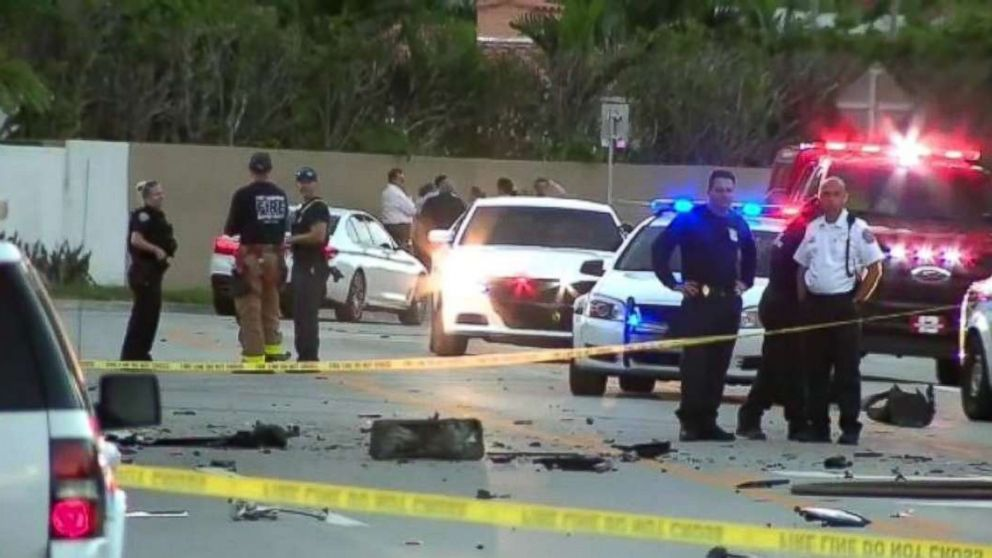 NTSB investigating Tesla crash, fire that killed 2 teens