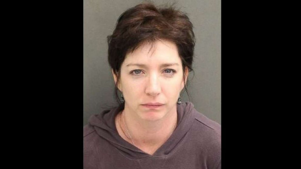 Police arrested a Florida woman on Tuesday, Feb. 5, 2019, for allegedly killing her husband.