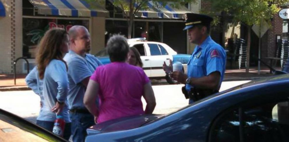 PHOTO: Love Wins Ministries was told by Raleigh police they would be arrested for feeding the homeless
