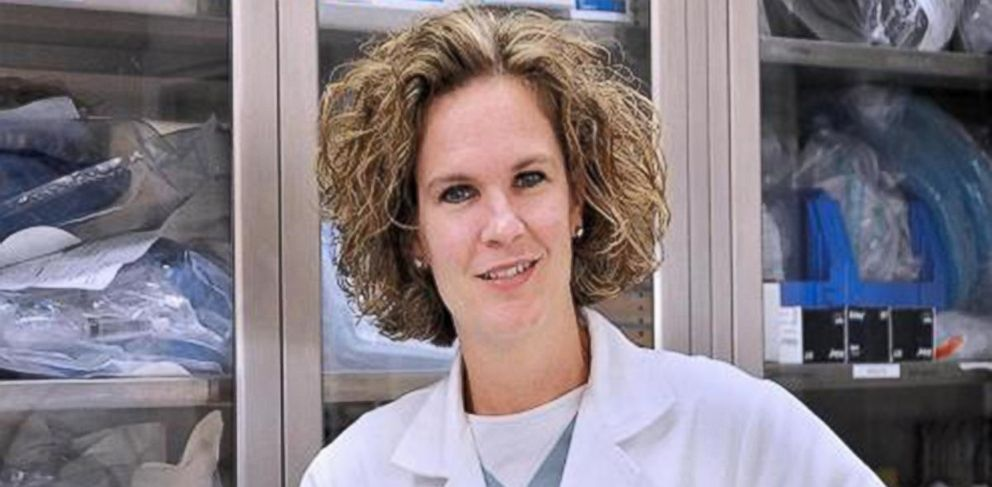 PHOTO: Dr. Angela Siler-Fisher seen here in her headshot for Baylor College of Medicine.