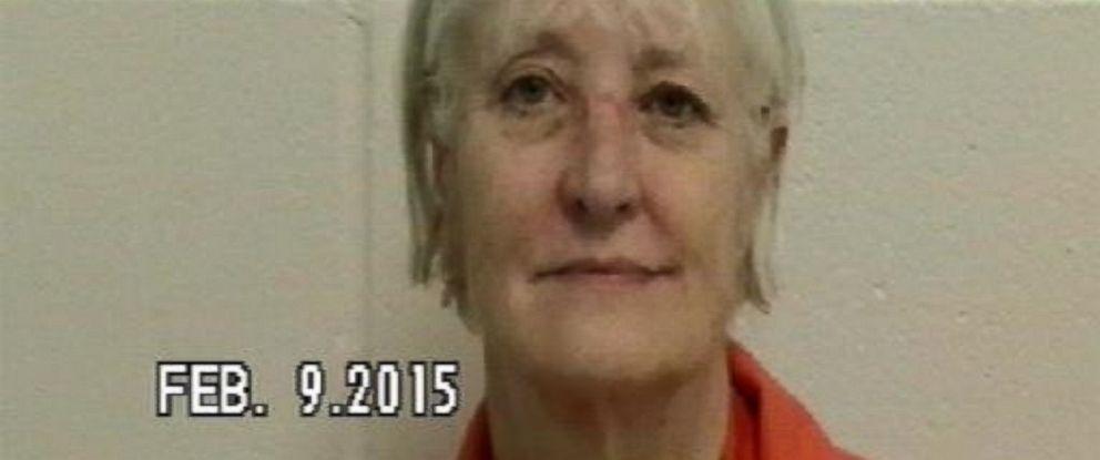 PHOTO: Marilyn Jean Hartman, 63, is seen in a Nassau County, Florida Sheriffs Office booking photo, Feb. 9, 2015.