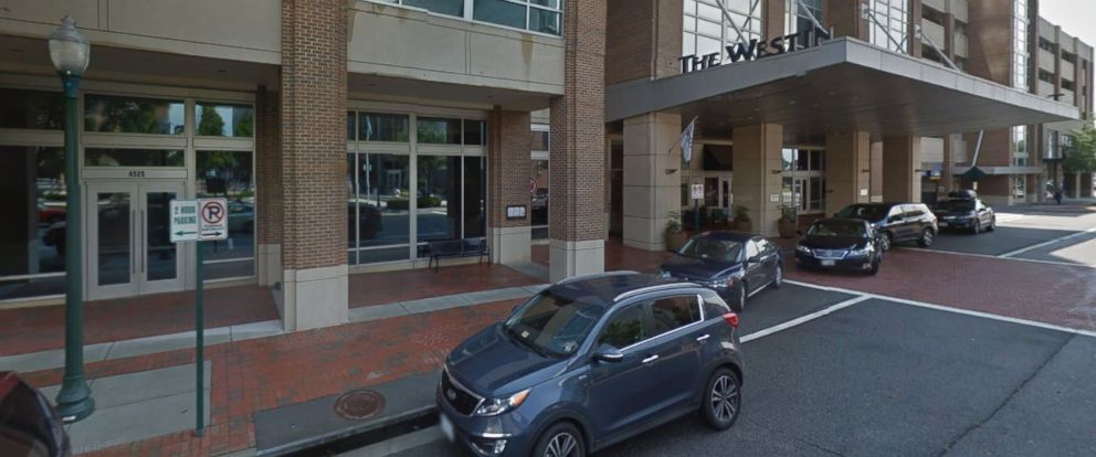 PHOTO: The Westin Hotel in Virginia Beach, Virginia, where two teens were arrested over the weekend.