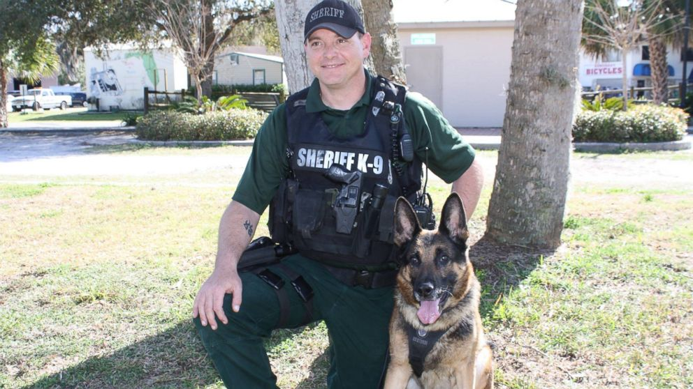 Deputy Jonathan Behnen seen here in file photo released by the Citrus County Sheriff's Office.