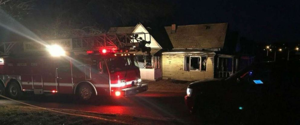 Police investigating Kansas house fire with 3 bodies found