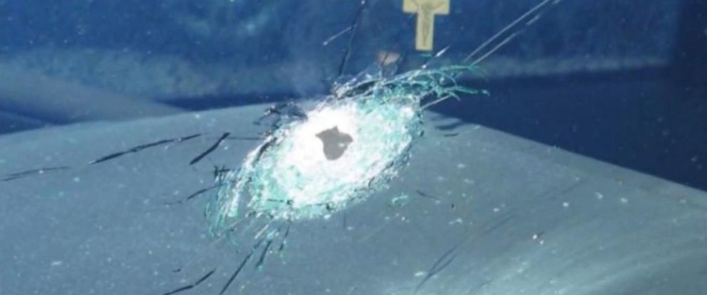 """PHOTO: Phoenix authorities are investigating a """"valid shooting"""" along Interstate 10."""