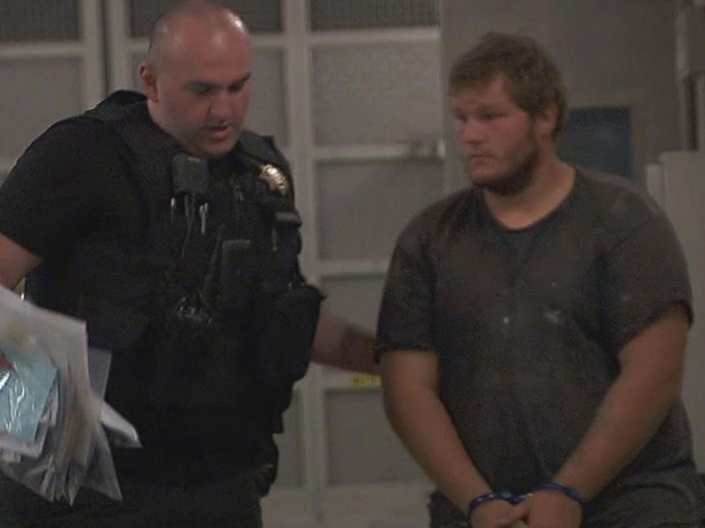 PHOTO: Police identified suspect as Leslie Allen Merritt Jr.
