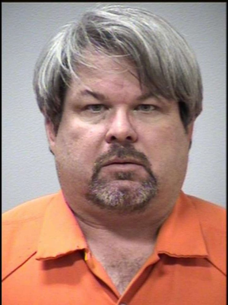 PHOTO: Kalamazoo police arrested Jason Dalton, 45, in connection with a string of shootings in Kalamazoo, Michigan, on February 20, 2016.